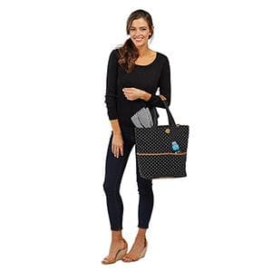 Big Bundle Black Diaper Bag