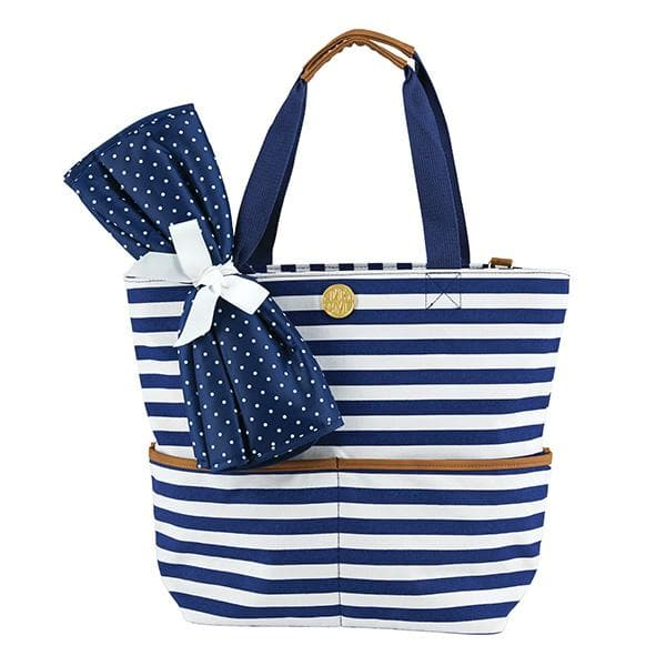 Big Bundle Navy Diaper Bag