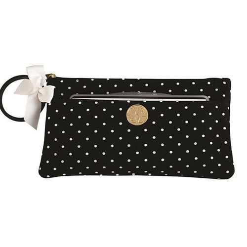 Lil Biter Black Bangle Bag