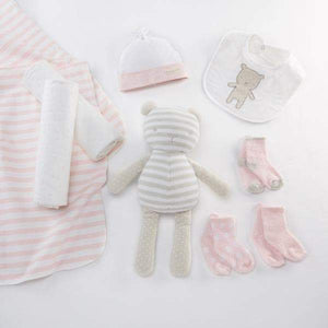 Beary Special 10-Piece Welcome Gift Set (Pink) (Personalization Available)