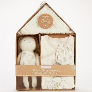 Natural Baby 5-Piece Welcome Home Gift Set
