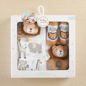 Safari 4-Piece Gift Set