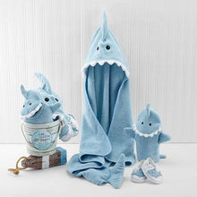 Load image into Gallery viewer, Shark Baby Gift Set - Boy