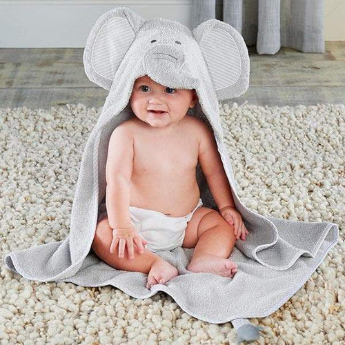 Little Peanut Elephant Hooded Spa Towel