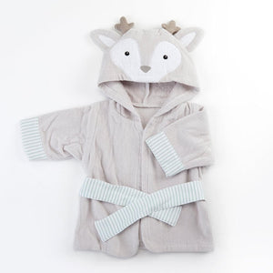 Deer Hooded Robe (Personalization Available)