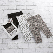 Load image into Gallery viewer, Trendy Baby Leggings (Set of 3)