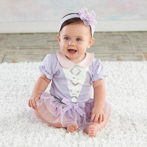 My First Fairy Princess Outfit with Headband