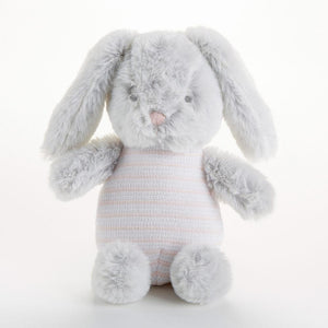 Luxury Baby Bunny Plush Plus Rattle for Baby