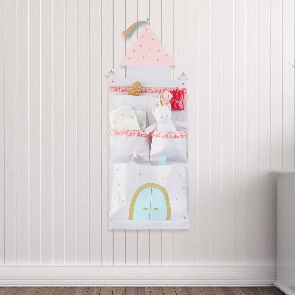 Simply Enchanted Castle Wall Organizer (Personalization Available)