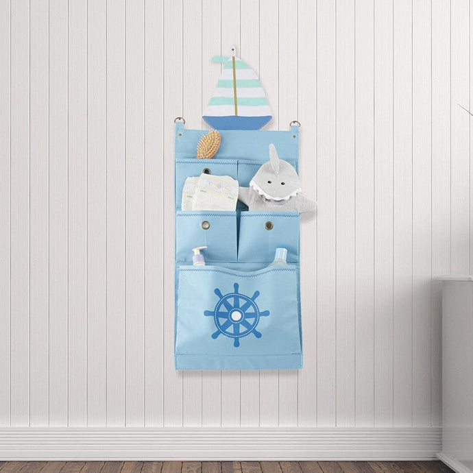 Sailboat Wall Organizer (Personalization Available)