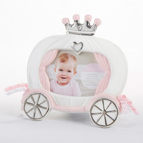 Little Princess Ceramic Carriage Frame