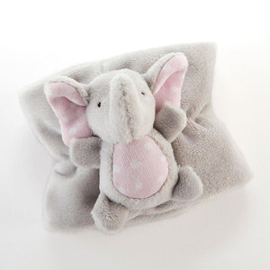 Little Peanut Elephant Bottle Buddy (Pink)