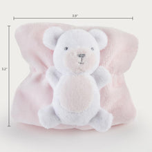 Load image into Gallery viewer, Teddy Bear Bottle Buddy (Pink)