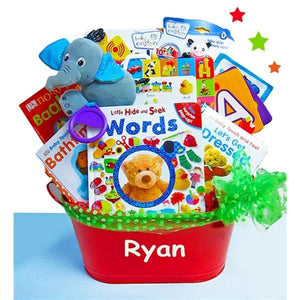 Personalized Touch & Discover Deluxe Gift Basket