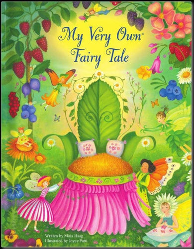 My Very Own Fairy Tale Personalized Story Book