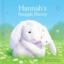 Load image into Gallery viewer, My Snuggle Bunny Personalized Storybook