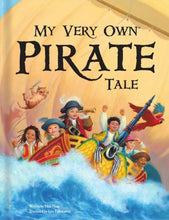 Load image into Gallery viewer, My Very Own Pirate Tale Personalized Storybook