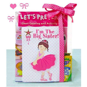 Ballerina Big Sister Gift Set