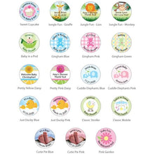 Load image into Gallery viewer, Personalized Baby Shower Golf Ball Favors (Many Designs Available)