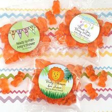 Load image into Gallery viewer, Personalized Baby Shower Gummy Bear Favors (Many Designs Available)
