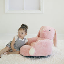 Load image into Gallery viewer, Bunny Plush Character Chair