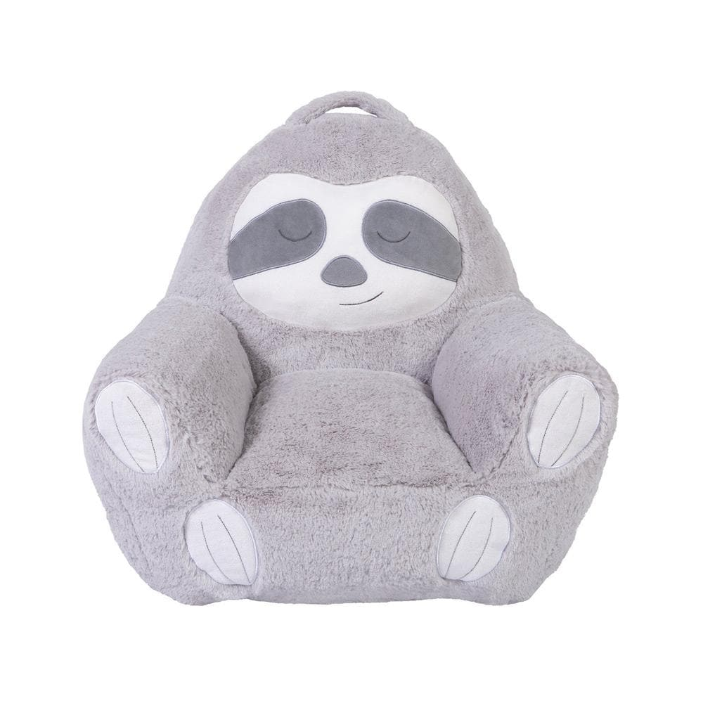 Sloth Cuddo Buddies Plush Character Chair