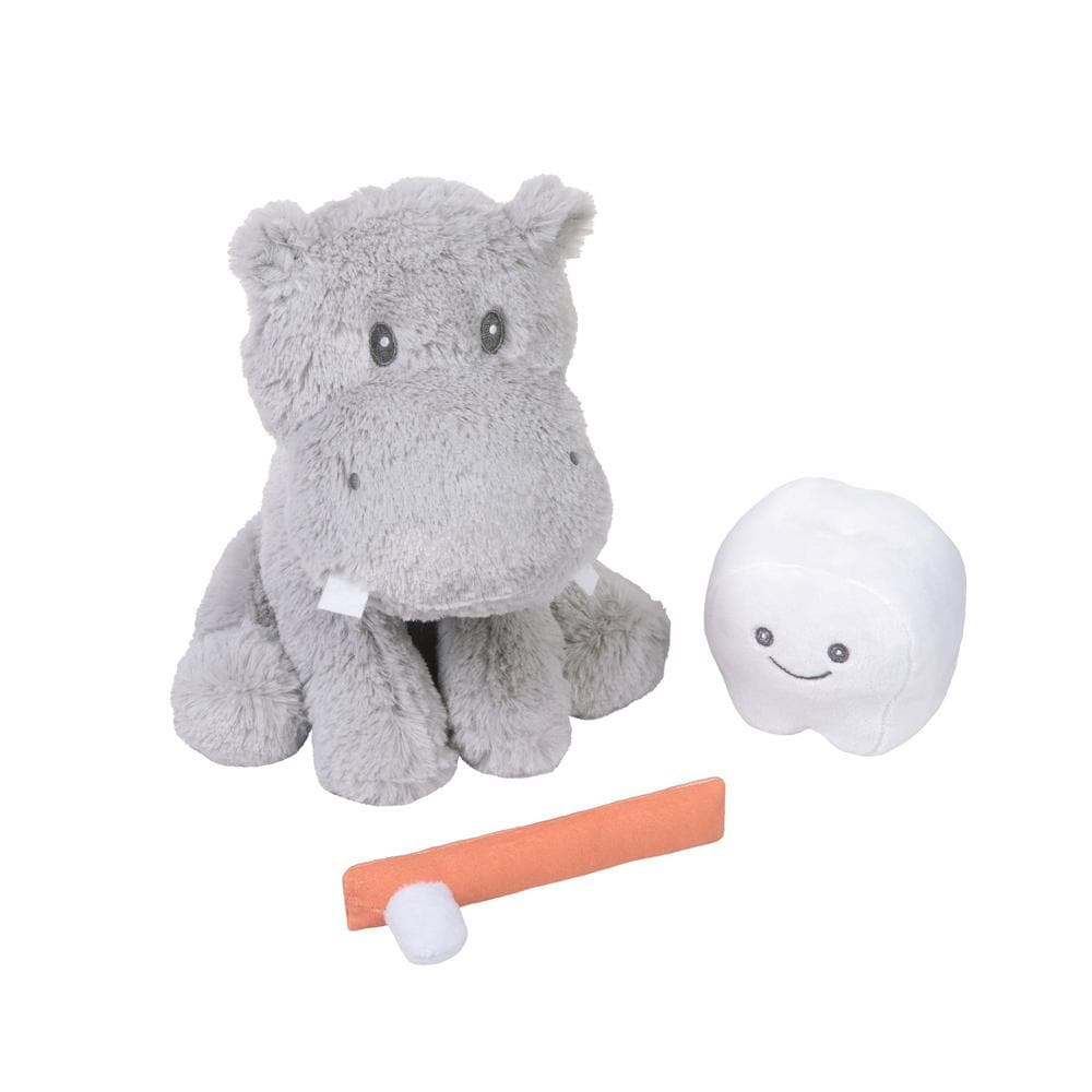 Hippopotamus Dentist 3-Piece OccuPLAYtion Baby Gift Set