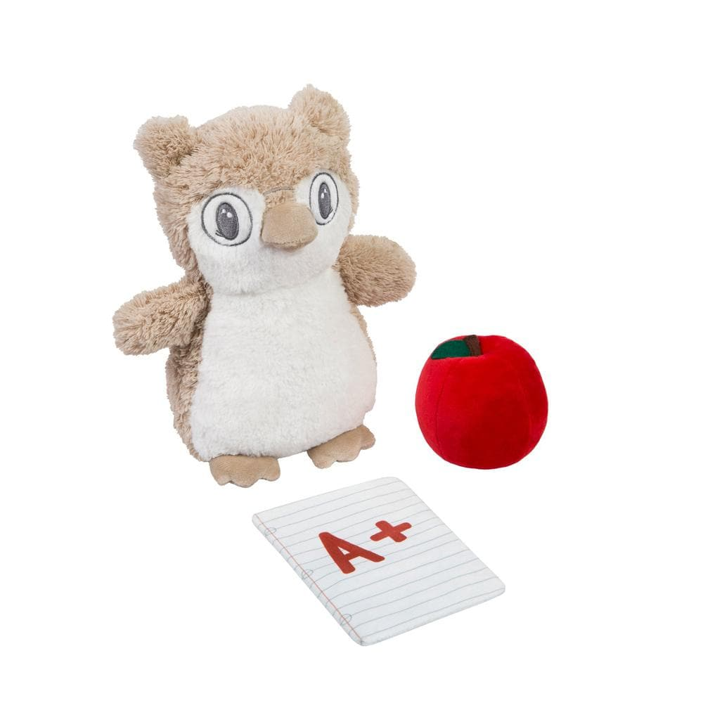 Owl Teacher 3-Piece OccuPLAYtion Baby Gift Set