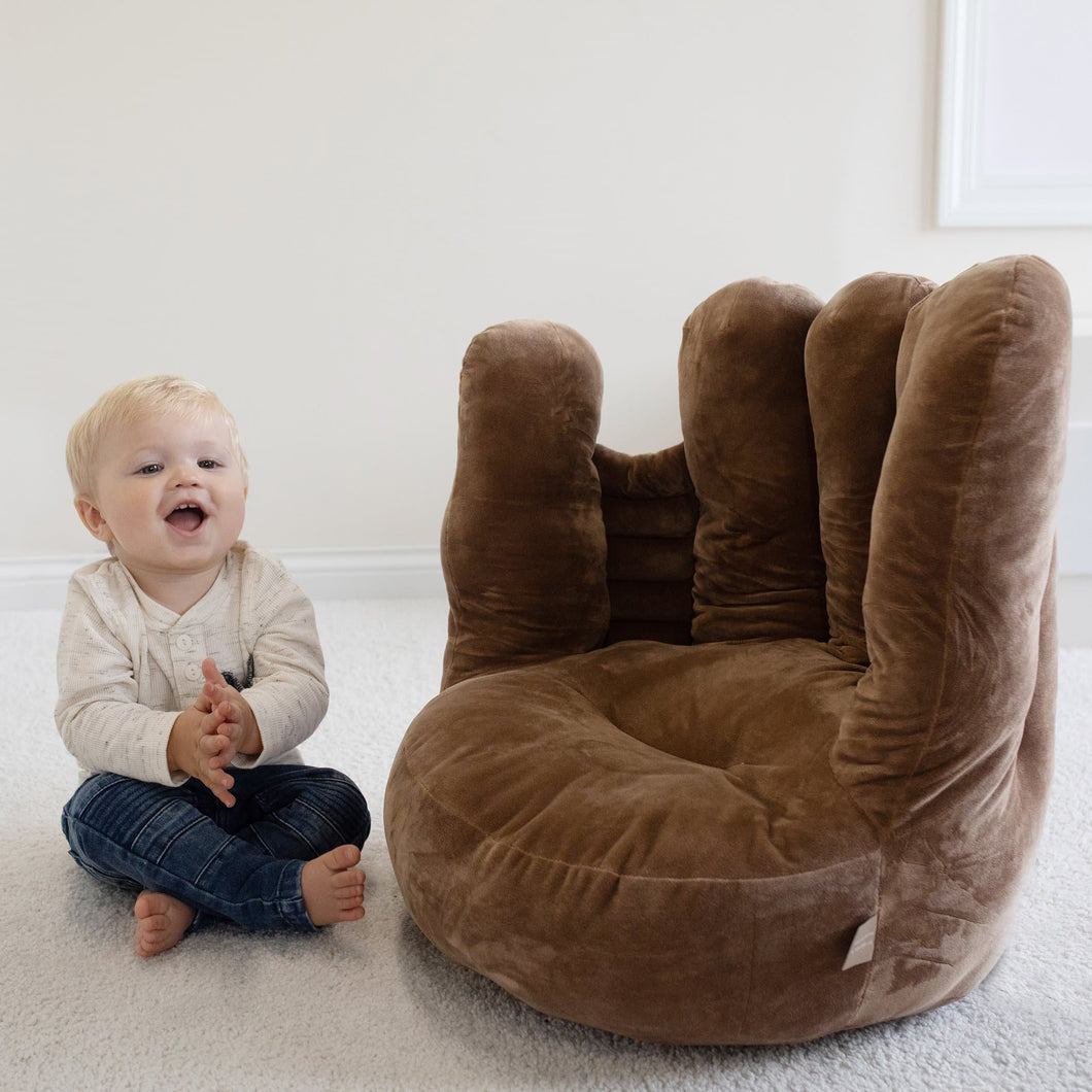 Glove Plush Character Chair