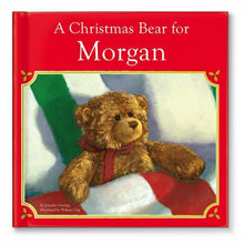 Load image into Gallery viewer, A Christmas Bear for Me Personalized Book