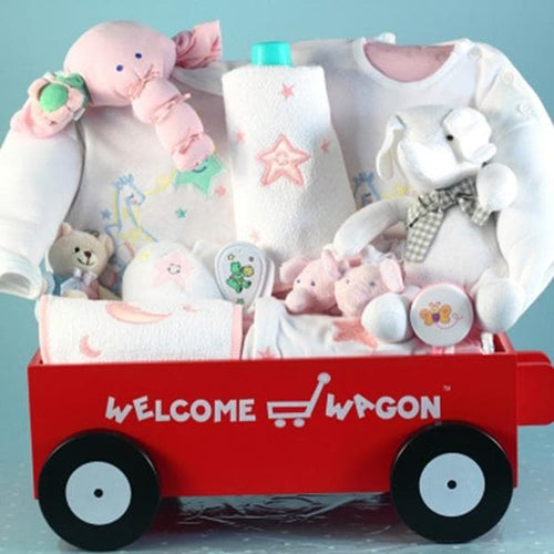 Deluxe Welcome Wagon - Girl