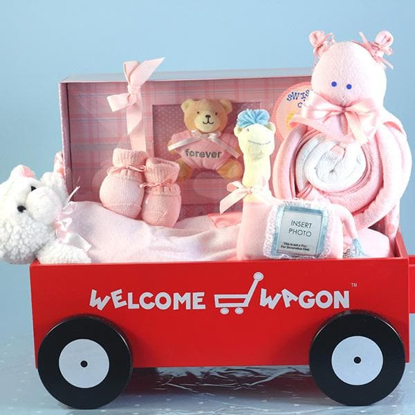 Forever Baby Welcome Wagon - Girl