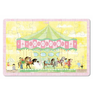 Carousel Personalized Puzzle