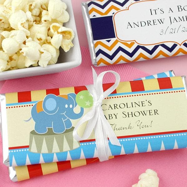 Personalized Exclusive Baby Hershey's Chocolate Bar (Many Designs Available)