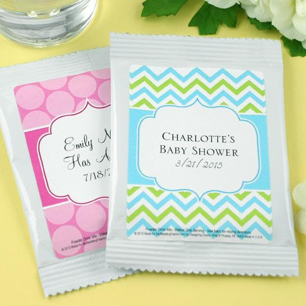 Personalized Exclusive Baby Lemonade Favor (Many Designs Available)