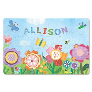 Dreamy Day Personalized Puzzle
