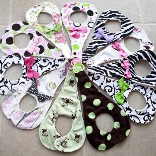 Bodacious Binkie Holder for Girls (Personalization Available)