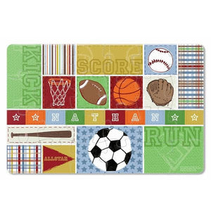 Kick, Score, Run! Personalized Puzzle