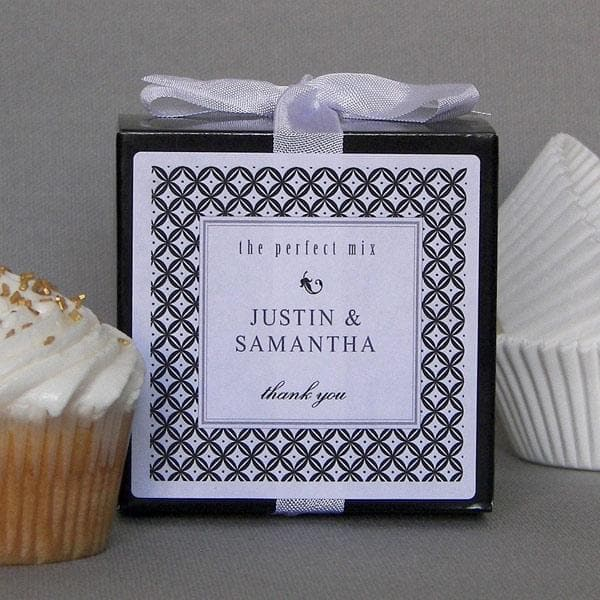 Metropolitan Personalized Cupcake Mix
