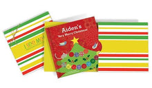 Load image into Gallery viewer, My Very Merry Christmas Personalized Board Book