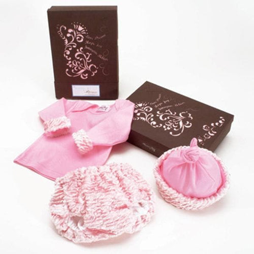 Bloomers Baby™ Pink Birth Day Box