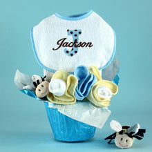 Load image into Gallery viewer, Personalized Pots of Luck Baby Gift Set