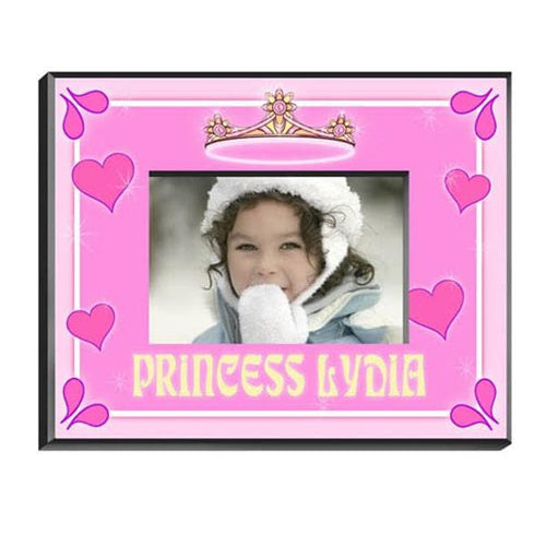 Personalized Princess Frame