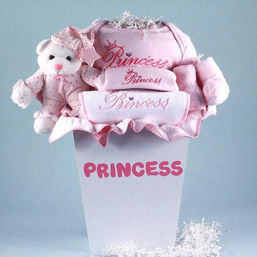 Princess Layette Baby Gift