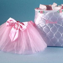 Load image into Gallery viewer, Personalized Tote-Tutu-Teddy Baby Gift