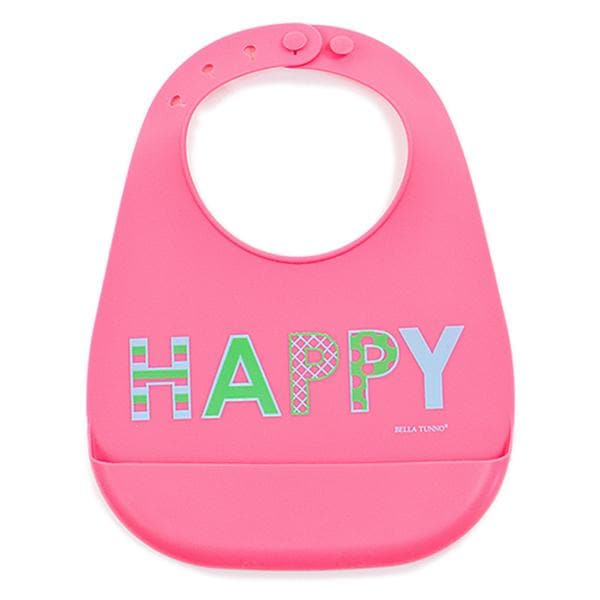 Because I'm Happy Wonder Bib