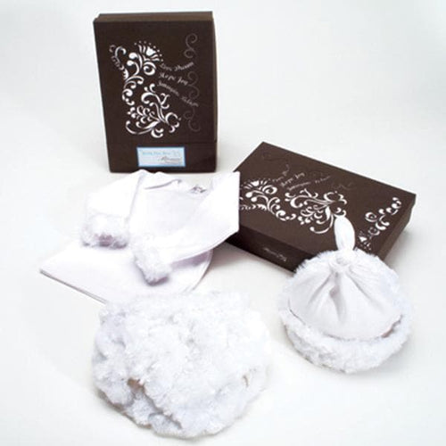 Bloomers Baby™ White Birth Day Box