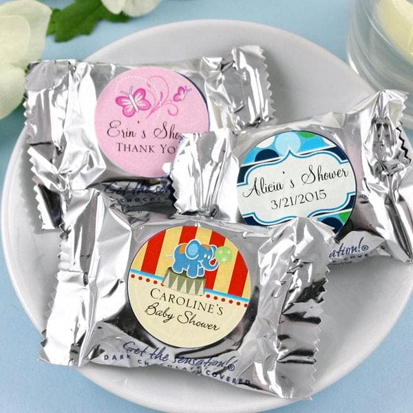 Personalized Exclusive Baby York Peppermint Patties (Many Designs Available)