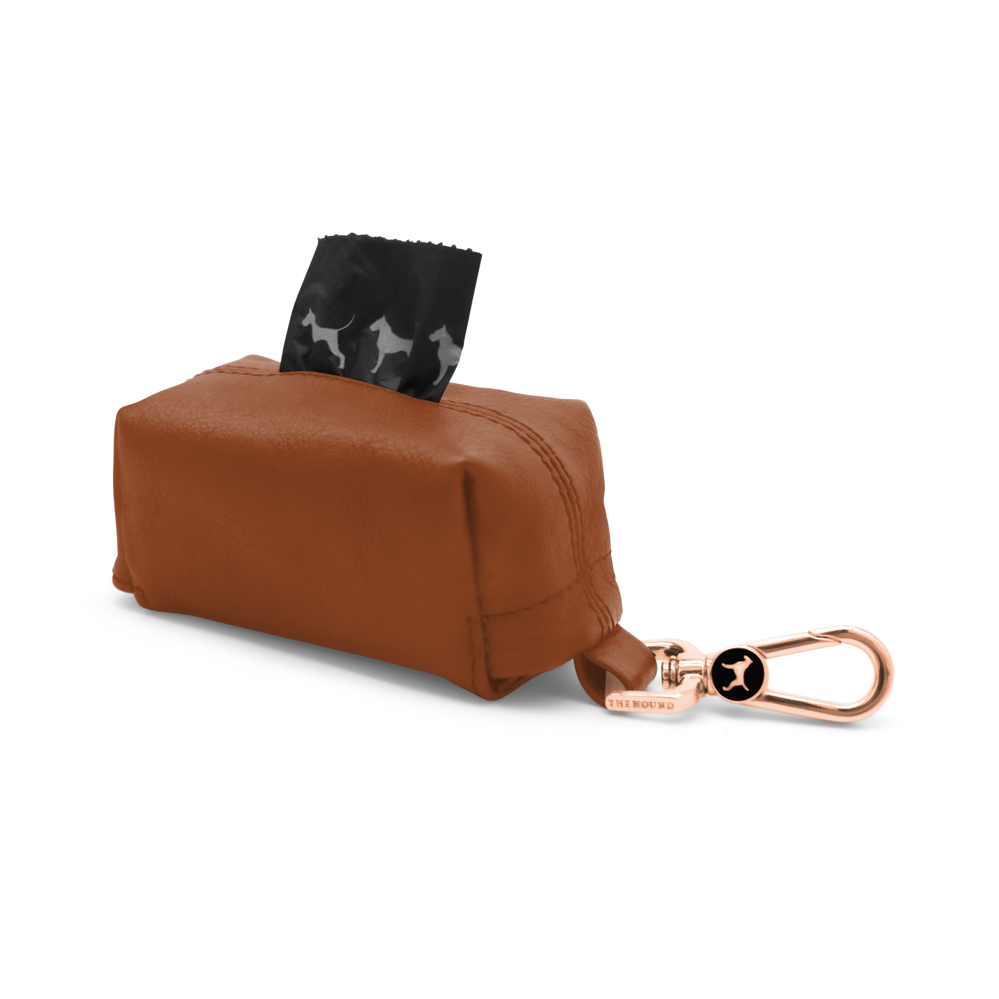 Leather Waste Bag Pouch
