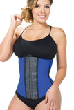 Wonderfit Blue Latex Waist Trainer